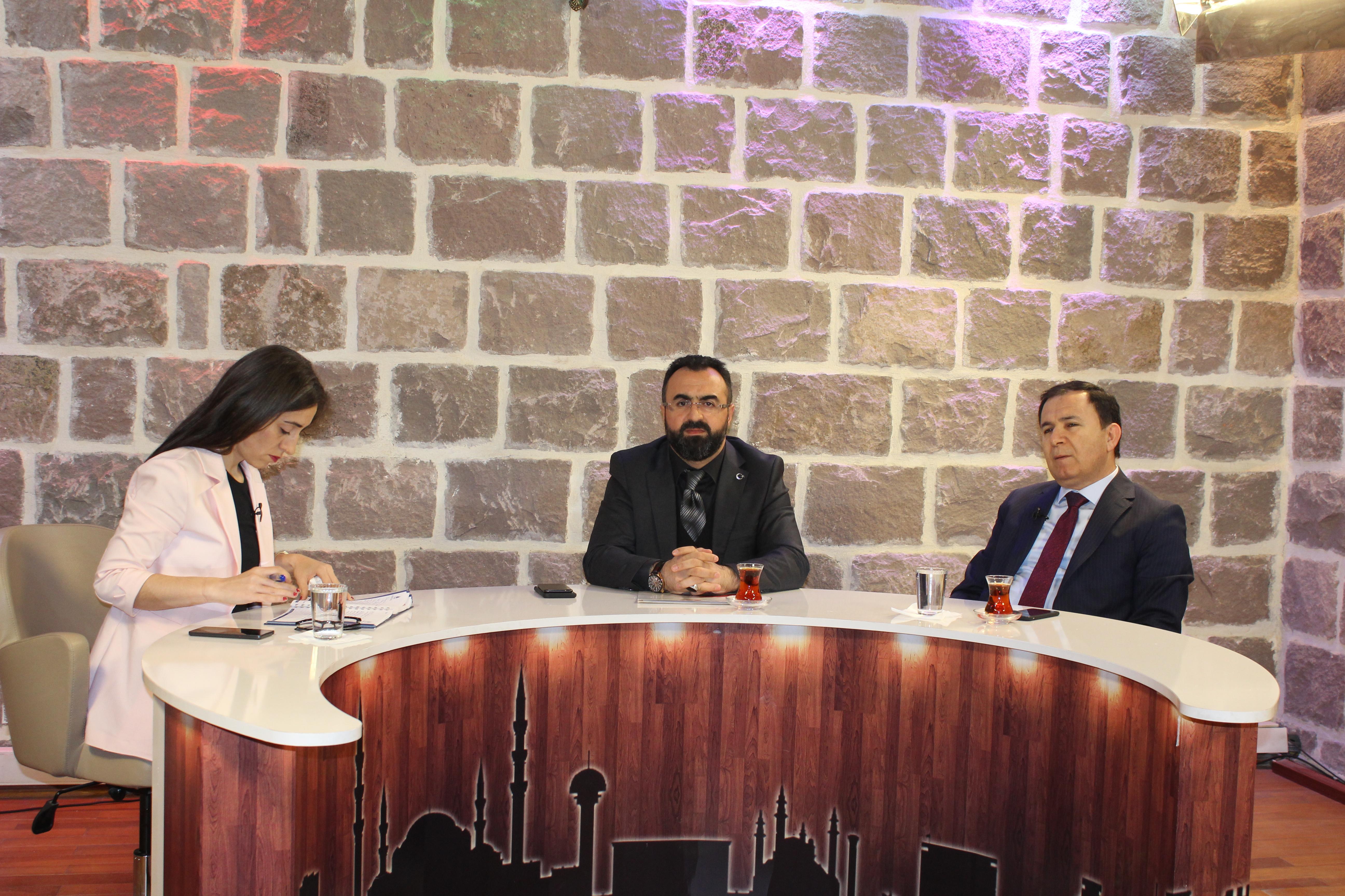 KONTV 'Ankara Konuşuyor' programı