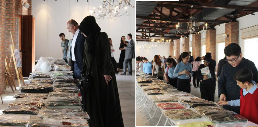 Ankara'da 'Şehit Emanetleri' sergisi açıldı