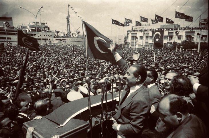 Cumhuriyet Tarihimizin Kara Lekesi; 27 Mayıs