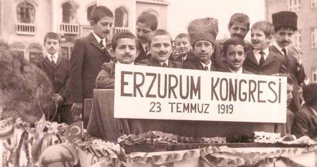100 YIL ÖNCE BUGÜN; ERZURUM KONGRESİ