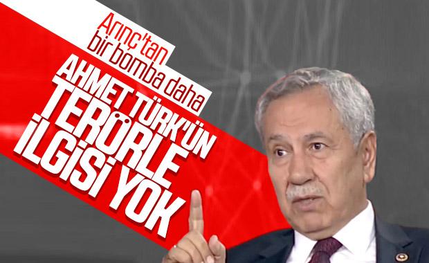 AHMET TÜRK TERÖRİSTTİR...